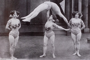 Photo from The Circus, 1870-1950 by TASCHEN