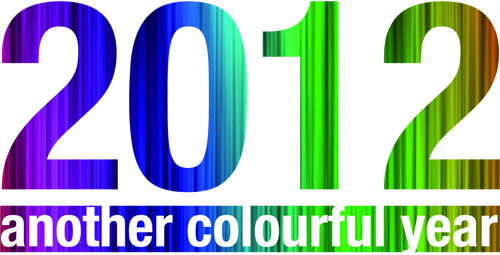 2012 another colourful year